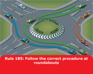 Roundabouts Atom Driving School Kettering